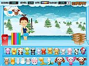 Play Seasonal toy shop Game