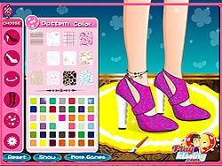 Fashion High Heel game