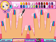 Play Nail diy Game