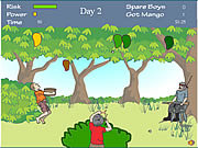 Play Steal the mango Game