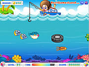 Play Fishing master Game