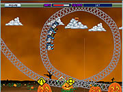 Play Ghost train ride Game