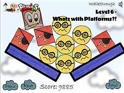 Go Home Monkey game