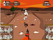 Tandoori Chicken: The Final Fight game