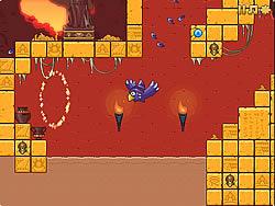 Temple Glider game