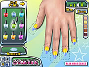 Play Wedding nails Game