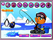 Sisi Ice Fishing game