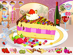Cheesecake Cheer game