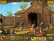 Golden Trails - The New Western Rush game