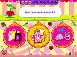 Smoothie Quiz game