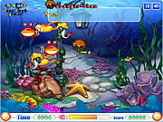 Play Feeding frenzy Game