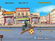 Play Motorcycle fun Game