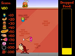 Burgers and Bomb game