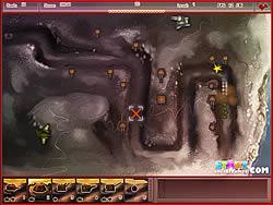 Iwo Jima Defence game