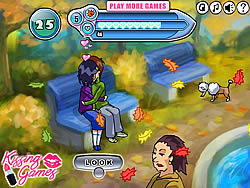 My First Kiss game