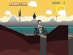 Spielen Sie das Gratis-Spiel  Bosphorus Moto-Cross