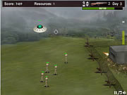 Play Xeno defense Game