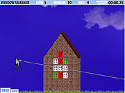 Play Window smasher Game
