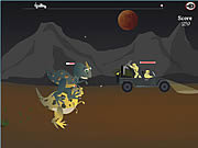 Play Jurassic escape Game