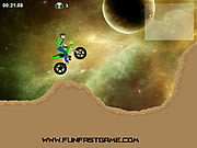 Play Ben 10 ultimate motor Game