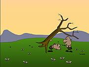 Watch free cartoon Alfred Pokingstick