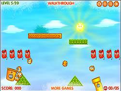 Blobs Hunter game