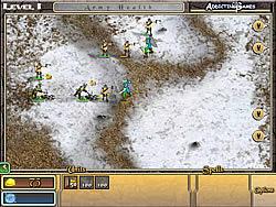 Dwarf War game