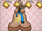 Mira dibujos animados gratis Butter on Bread