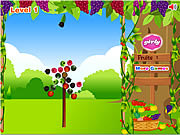 Play Fruit shoot garden Game