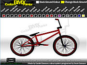 Play Custom bmx painter Game
