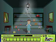 Play Haunted house escape Game