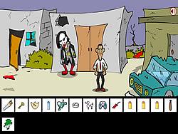Obama Resident Evil game