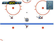 Play Super ice hockey Game