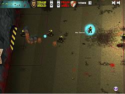 Super Brutal Soccer game