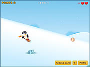 Play Penguin quest Game