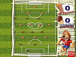 Jogar jogo grátis Streets Table Soccer