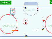 Play Ice hockey Game
