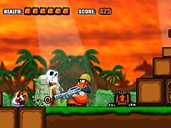 Jogar jogo grátis Alien Guard 3