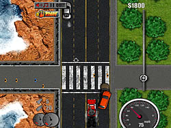 Mad Trucker 3  game