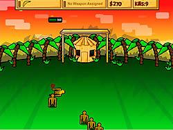 Gioca gratuitamente a Jungle Defender