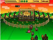 jeu Jungle Defender
