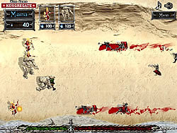 Caldera Legends game
