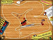 Desk Rally game