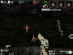 Permainan Zombie Korps