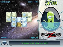 Jogar jogo grátis Save The Alien