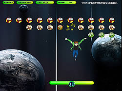 gra Ben 10 Super Jumper 3
