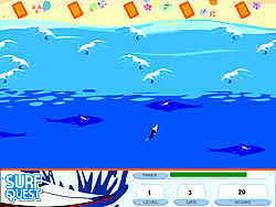 Surf Quest game