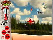 Play Skeeter splat Game