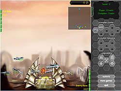 Sky Invasion game
