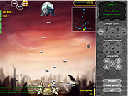 Play Sky invasion Game